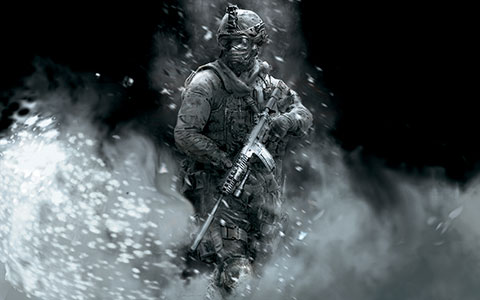 wallpaper modern. Modern Warfare 2 wallpapers