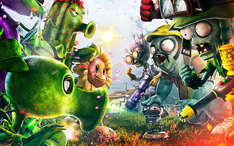 > Plants vs. Zombies: Garden Warfare [PC, Xbox 360, Xbox One][2014] - Photo posted in BXGS Video Game Reviews | Sign in and leave a comment below!