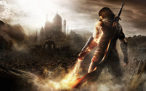 Prince of Persia: The Forgotten Sands desktop wallpaper or background 05