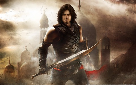 Prince of Persia: The Forgotten Sands desktop wallpaper or background 06