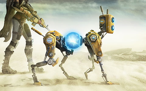 ReCore wallpaper or background