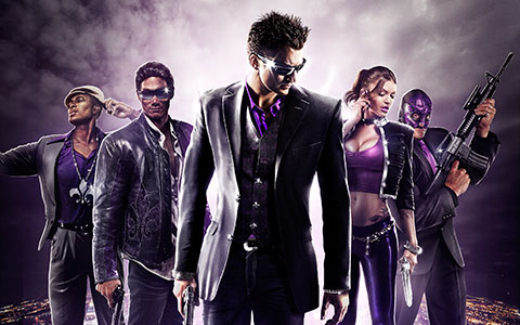 Wallpaper Images Pictures on Saints Row  The Third Wallpapers   Gamewallpapers Com