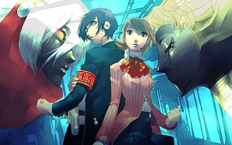 persona 3 wallpapers. Shin Megami Tensei: Persona 3