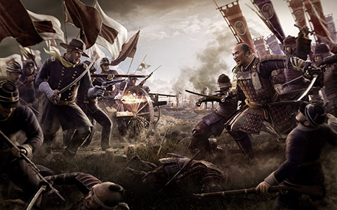 Download total the crack of war 2 samurai fall shogun