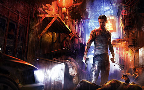 Sleeping Dogs desktop wallpaper or background 03