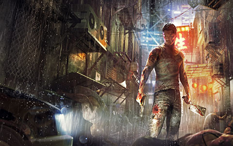 Sleeping Dogs desktop wallpaper or background 04