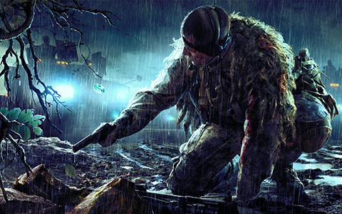 Sniper: Ghost Warrior desktop wallpaper or background 02