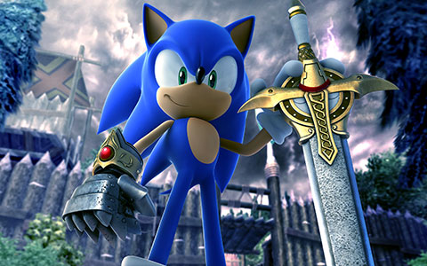 Sonic & The Black Knight wallpapers - GameWallpapers.com