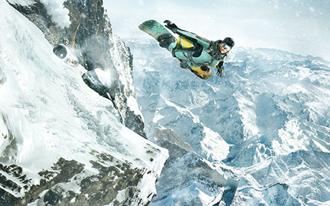 SSX desktop wallpaper or background 01