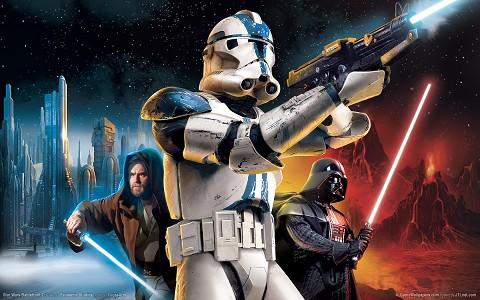 Star Wars Wallpaper on Star Wars Battlefront 2 Wallpapers   Gamewallpapers Com