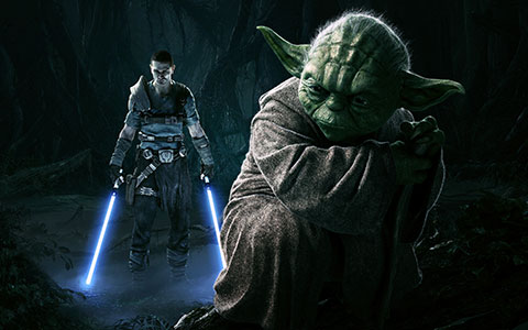 star wars force unleashed wallpaper. GameWallpapers.com