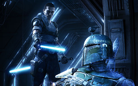 Designhome Game on Star Wars  The Force Unleashed 2 Wallpapers   Gamewallpapers Com