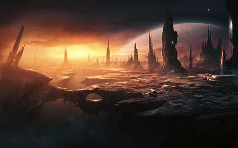 Stellaris wallpaper or background