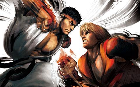 wallpaper street fighter. GameWallpapers.com