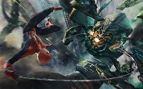 Amazing Backgrounds on The Amazing Spider Man Wallpapers   Gamewallpapers Com