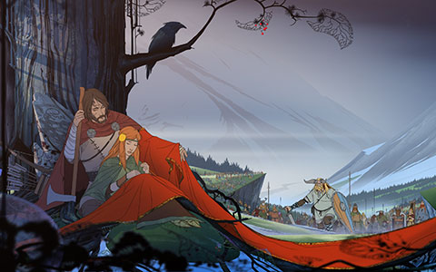 The Banner Saga wallpaper or background