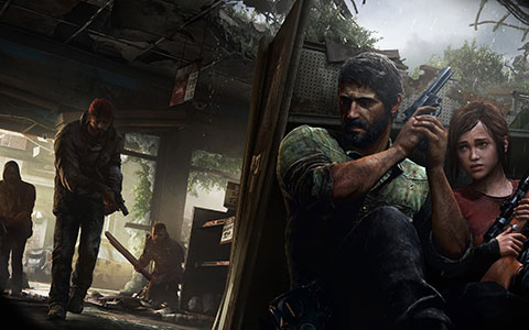 The Last of Us desktop wallpaper or background 10