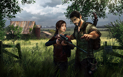 The Last of Us desktop wallpaper or background 12