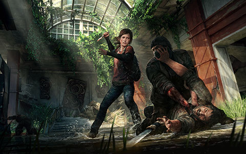 The Last of Us desktop wallpaper or background 13