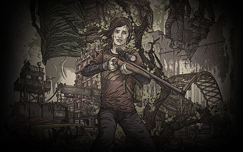 The Last of Us desktop wallpaper or background 15