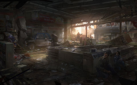 The Last of Us desktop wallpaper or background 18