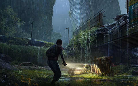 The Last of Us desktop wallpaper or background 20