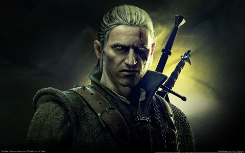 The Witcher 2: Assassins of Kings desktop wallpaper or background 01