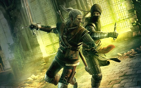 The Witcher 2: Assassins of Kings desktop wallpaper or background 02