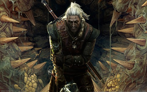 The Witcher 2: Assassins of Kings desktop wallpaper or background 04