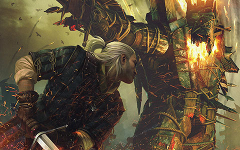The Witcher 2: Assassins of Kings desktop wallpaper or background 05