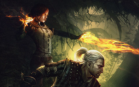 The Witcher 2: Assassins of Kings desktop wallpaper or background 08