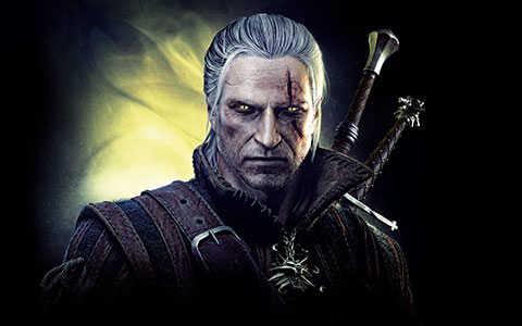 The Witcher 2: Assassins of Kings desktop wallpaper or background 09