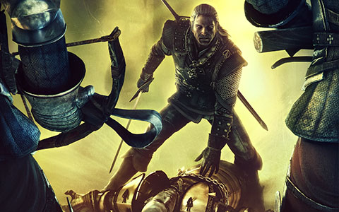 The Witcher 2: Assassins of Kings desktop wallpaper or background 10