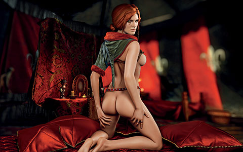 The Witcher 2: Assassins of Kings wallpapers - GameWallpapers.