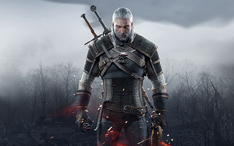 The Witcher 3: Wild Hunt desktop wallpaper or background 08