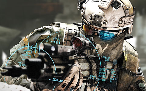 Tom Clancy's Ghost Recon: Future Soldier desktop wallpaper or background 03