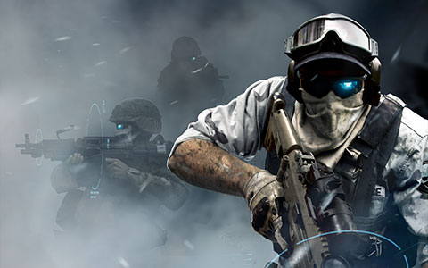 Tom Clancy's Ghost Recon: Future Soldier desktop wallpaper or background 04
