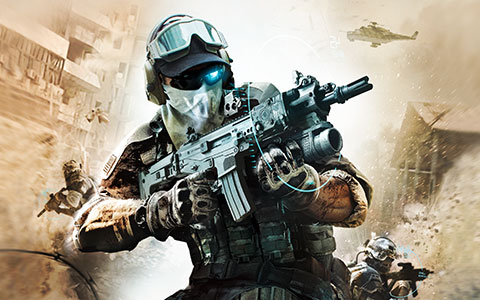 Tom Clancy's Ghost Recon: Future Soldier desktop wallpaper or background 06