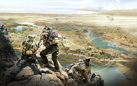 Tom Clancy's Ghost Recon: Future Soldier desktop wallpaper or background 07