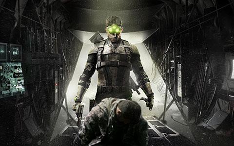 Tom Clancy's Splinter Cell: Blacklist desktop wallpaper or background 02