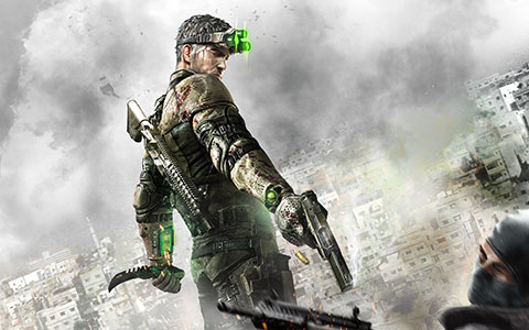 Tom Clancy's Splinter Cell: Blacklist desktop wallpaper or background 03