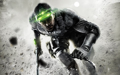 Tom Clancy's Splinter Cell: Blacklist desktop wallpaper or background 05