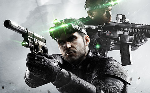 Tom Clancy's Splinter Cell: Blacklist desktop wallpaper or background 06