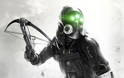 Tom Clancy's Splinter Cell: Blacklist desktop wallpaper or background 07