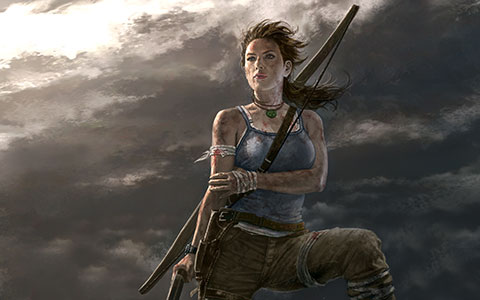 Wallpaper 2560x1600 on Tomb Raider 15   Year Celebration Wallpapers   Gamewallpapers Com
