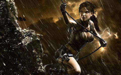 tomb raider underworld wallpaper. Tomb Raider: Underworld