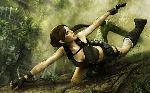 [PC] Tomb Raider - Underworld [ISO] Wallpaper_tomb_raider_underworld_08