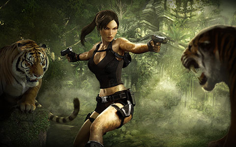 [PC] Tomb Raider - Underworld [ISO] Wallpaper_tomb_raider_underworld_09