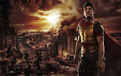 Total War: Rome 2 desktop wallpaper or background 02