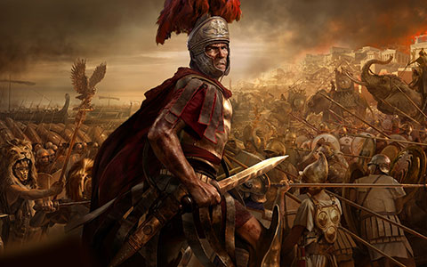 Total War: Rome 2 desktop wallpaper or background 04